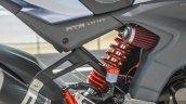 TVS X21 Concept monoshock air-filter at Auto Expo 2016