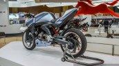 TVS X21 Concept rear quarter at Auto Expo 2016