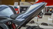 TVS X21 Concept tail piece cowl at Auto Expo 2016