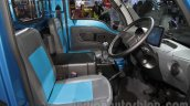 Tata Ace Mega XL dual tone seats at Auto Expo 2016