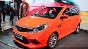 Tata Bolt Sport front three quarter at the Auto Expo 2016