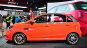 Tata Bolt Sport side at the Auto Expo 2016