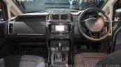 Tata HEXA TUFF dashboard Auto Expo 2016