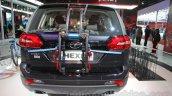 Tata HEXA TUFF rear Auto Expo 2016