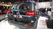 Tata HEXA TUFF rear angle Auto Expo 2016