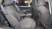 Tata HEXA TUFF rear seats Auto Expo 2016