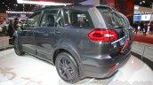 Tata HEXA TUFF rear three quarters Auto Expo 2016