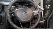 Tata HEXA TUFF steering wheel Auto Expo 2016