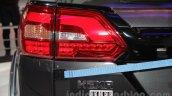 Tata HEXA TUFF taillight Auto Expo 2016