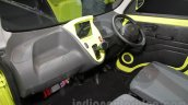 Tata Iris Magic Ziva cockpit at Auto Expo 2016