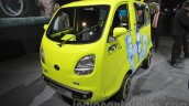 Tata Iris Magic Ziva front three quarter at Auto Expo 2016
