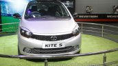 Tata Kite 5 front at Auto Expo 2016
