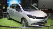 Tata Kite 5 front quarter at Auto Expo 2016
