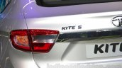 Tata Kite 5 taillight at Auto Expo 2016