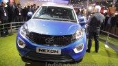 Tata Nexon front at Auto Expo 2016