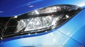 Tata Nexon headlight at Auto Expo 2016