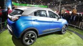 Tata Nexon rear three quarter at Auto Expo 2016