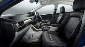 Tata Nexon seats press shots Auto Expo 2016
