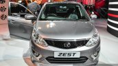 Tata Zest custom front at Auto Expo 2016