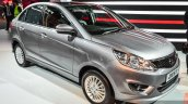 Tata Zest custom front three quarters at Auto Expo 2016