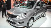 Tata Zest custom front three quarters right at Auto Expo 2016