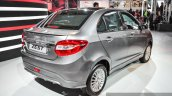 Tata Zest custom rear three quarters left at Auto Expo 2016