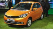 Tata Zica front right three quarter at Auto Expo 2016