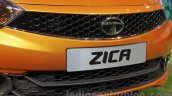 Tata Zica grille at Auto Expo 2016