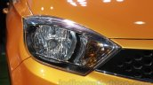 Tata Zica headlamp at Auto Expo 2016