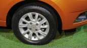 Tata Zica wheel at Auto Expo 2016