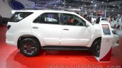 Toyota Fortuner TRD Sportivo Platinum at the Auto Expo 2016