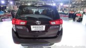 Toyota Innova Crysta 2.8 Z rear at the Auto Expo 2016