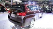Toyota Innova Crysta 2.8 Z rear quarter at the Auto Expo 2016