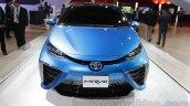 Toyota Mirai  front at Auto Expo 2016