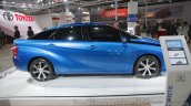 Toyota Mirai  side profile at Auto Expo 2016