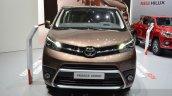 Toyota Proace Verso at the 2016 Geneva Motor Show