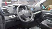 Toyota Proace Verso interior at the 2016 Geneva Motor Show