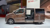 Toyota Proace Verso side at the 2016 Geneva Motor Show