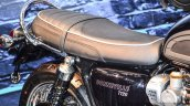 Triumph Bonneville T120 Black centre panel at Auto Expo 2016
