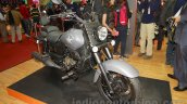 UM Renegade Commando front three quarter left at Auto Expo 2016