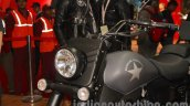 UM Renegade Commando headlamp at Auto Expo 2016