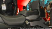 UM Renegade Commando seat at Auto Expo 2016