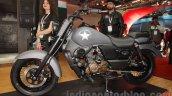 UM Renegade Commando side view at Auto Expo 2016
