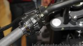 UM Renegade Sport S headlamp switch at Auto Expo 2016