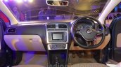 VW Ameo dashboard unveiled