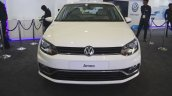 VW Ameo front at the Make in India event