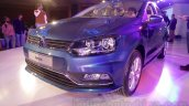VW Ameo front quarter unveiled