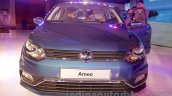 VW Ameo front unveiled