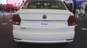 VW Ameo rear at the Make in India event