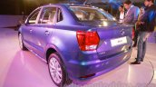 VW Ameo rear quarter (1) unveiled